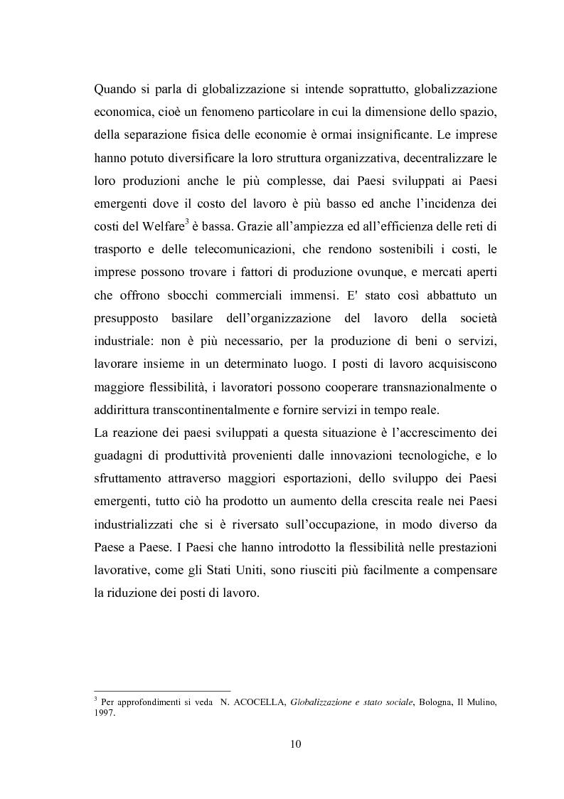 Anteprima della tesi: Il sistema di reporting: il caso Despar Calabria, Pagina 10