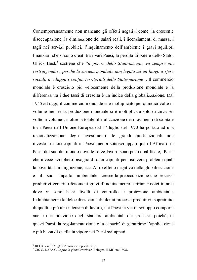 Anteprima della tesi: Il sistema di reporting: il caso Despar Calabria, Pagina 12