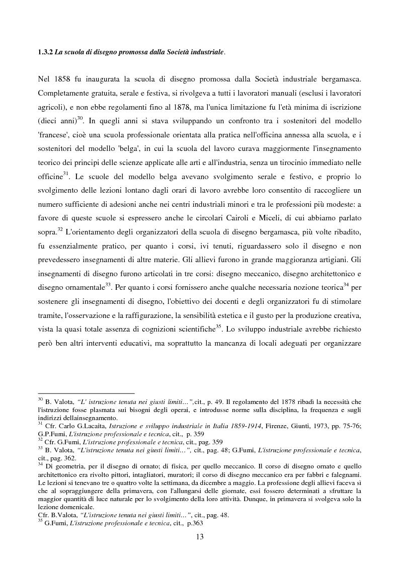 Anteprima della tesi: La Scuola Apprendisti della Dalmine S.A. dal 1937 al 1948, Pagina 13