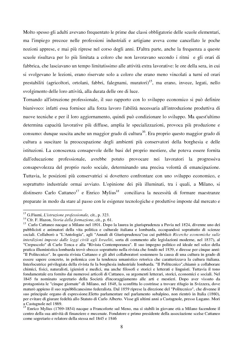Anteprima della tesi: La Scuola Apprendisti della Dalmine S.A. dal 1937 al 1948, Pagina 8