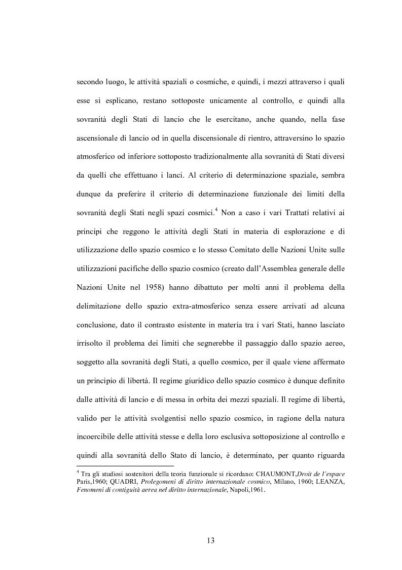 Anteprima della tesi: Lo spazio cosmico, Pagina 5