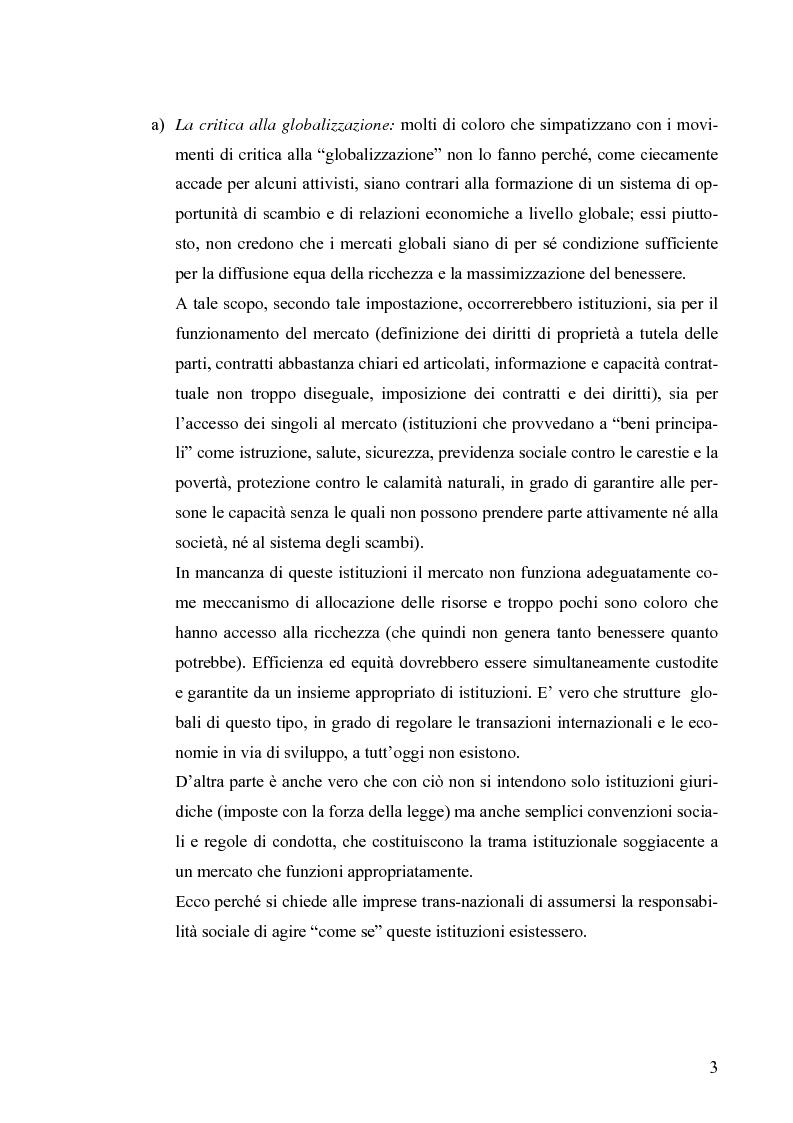 Anteprima della tesi: Il bilancio di sostenibilità: il caso Granarolo, Pagina 5