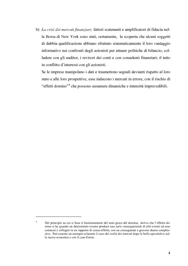 Anteprima della tesi: Il bilancio di sostenibilità: il caso Granarolo, Pagina 6