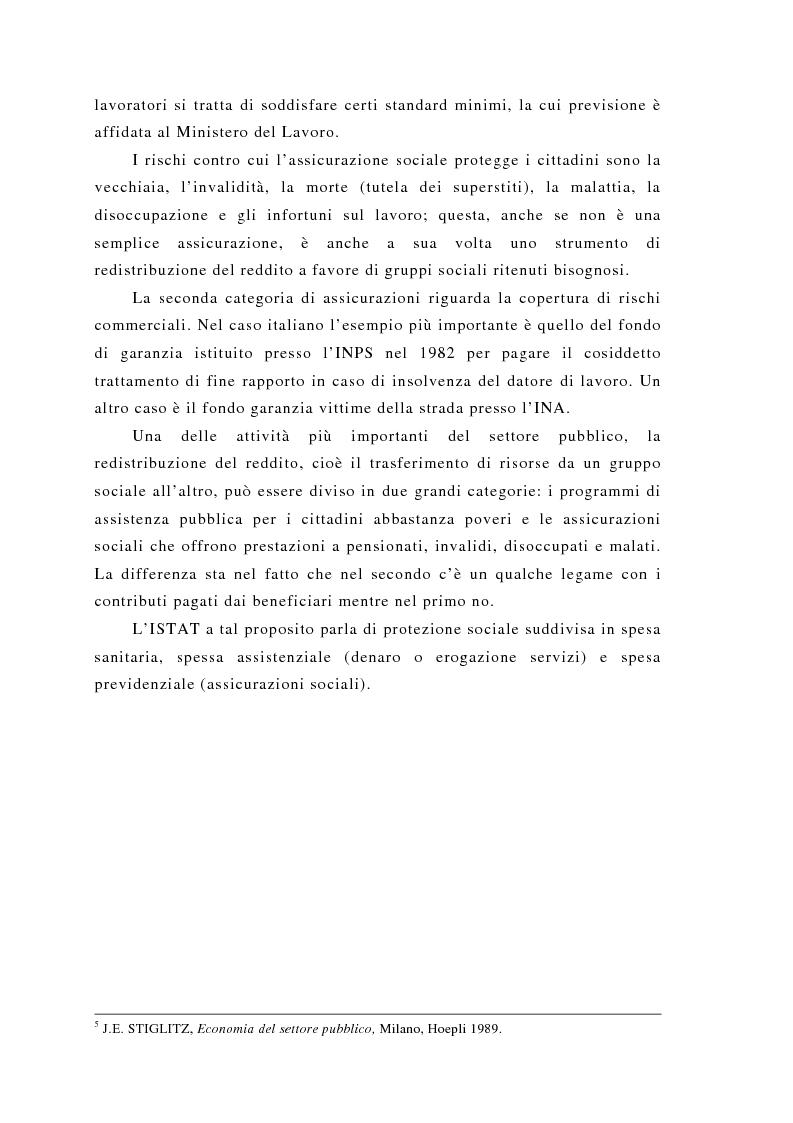 Anteprima della tesi: Brevettabilità dei beni globali e benessere collettivo: il caso dei farmaci contro l'Aids, Pagina 11
