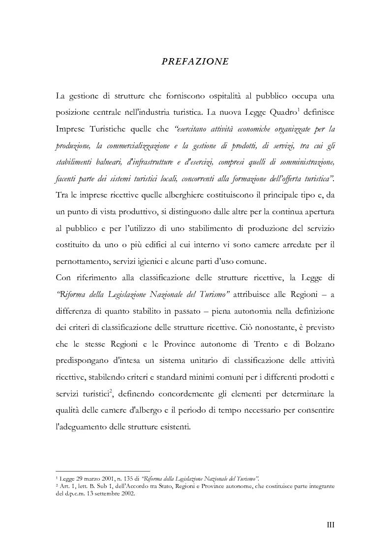 Anteprima della tesi: Una proposta di formazione attiva in ambito ricettivo, Pagina 1