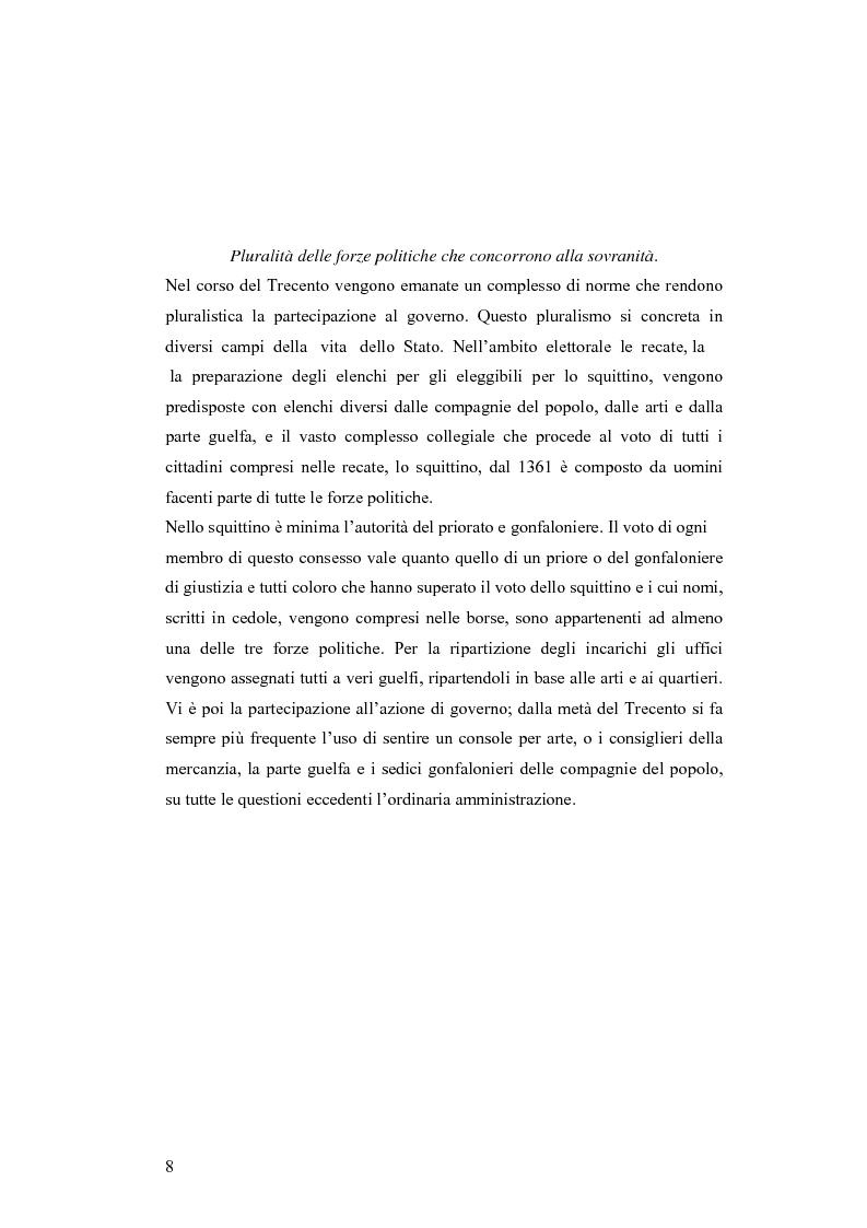 Anteprima della tesi: Gli statuti del vicariato del Podere Fiorentino: Palazzuolo (1406) e Firenzuola (1418), Pagina 5