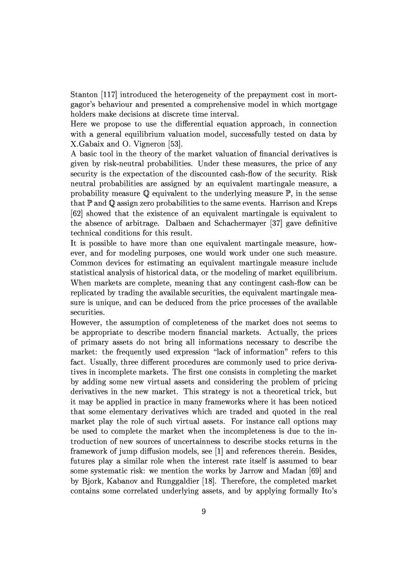 Anteprima della tesi: Viscosity Solutions and Optimization in Mathematical Finance, Pagina 6