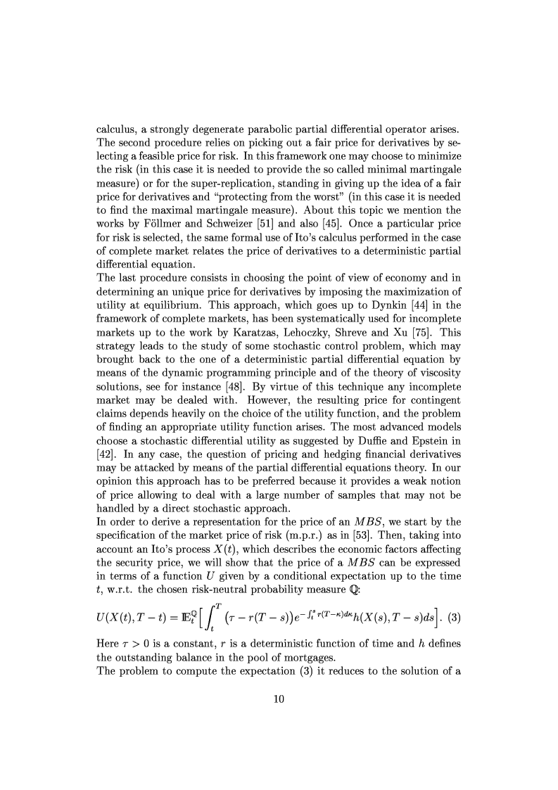 Anteprima della tesi: Viscosity Solutions and Optimization in Mathematical Finance, Pagina 7