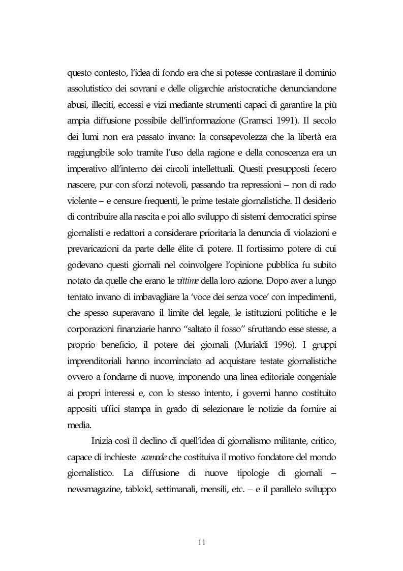Anteprima della tesi: Metamorfosi della politica e la categoria dello spettacolo in Debord, Pagina 7