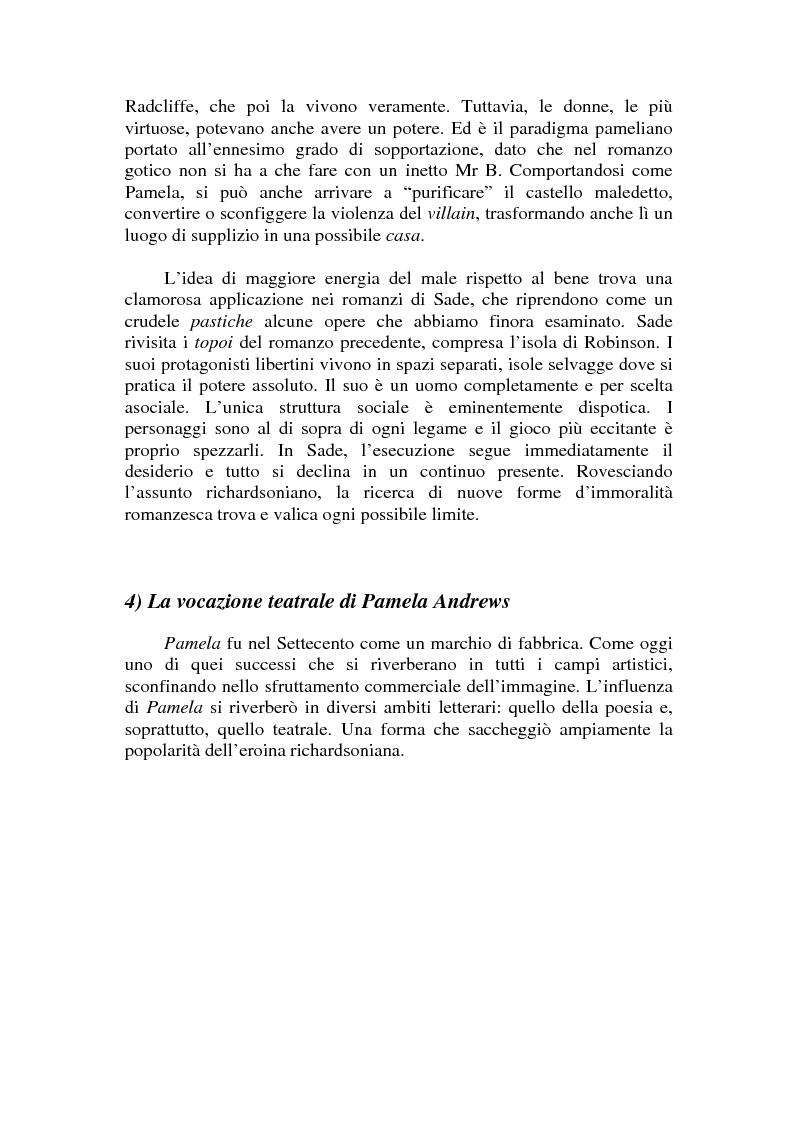Anteprima della tesi: Romanzo e parodia nel Settecento. Tra Don Chisciotte e la Pamela Vogue, Pagina 13