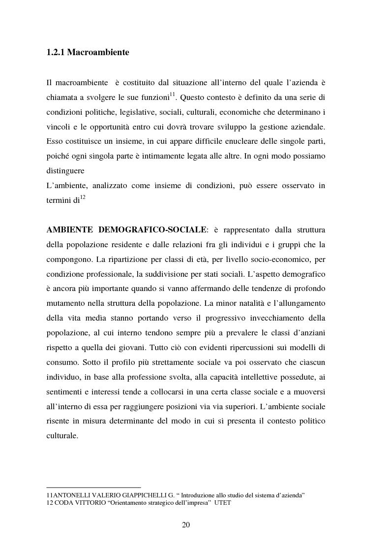 Anteprima della tesi: Le risorse umane e la comunicazione nella gestione dei processi di cambiamento, Pagina 15