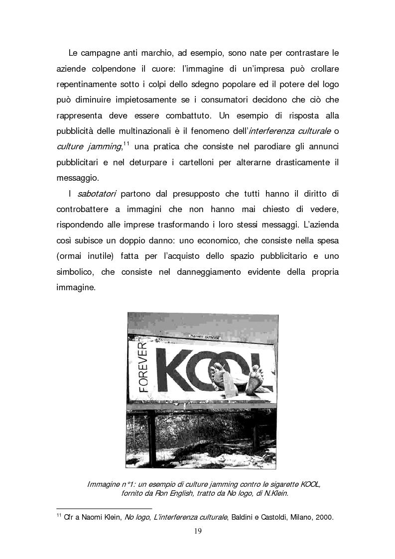 Anteprima della tesi: Il consumatore etico e solidale: prospettive e sviluppo di un nuovo stile di vita tra realtà e utopia, Pagina 14