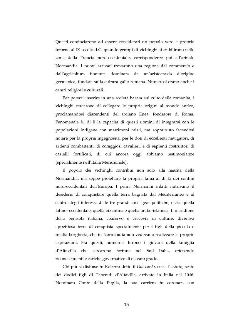 Anteprima della tesi: ''Cavalieri dell'intelletto'' tra potere e cultura: Federico II e Franco Battiato, Pagina 10