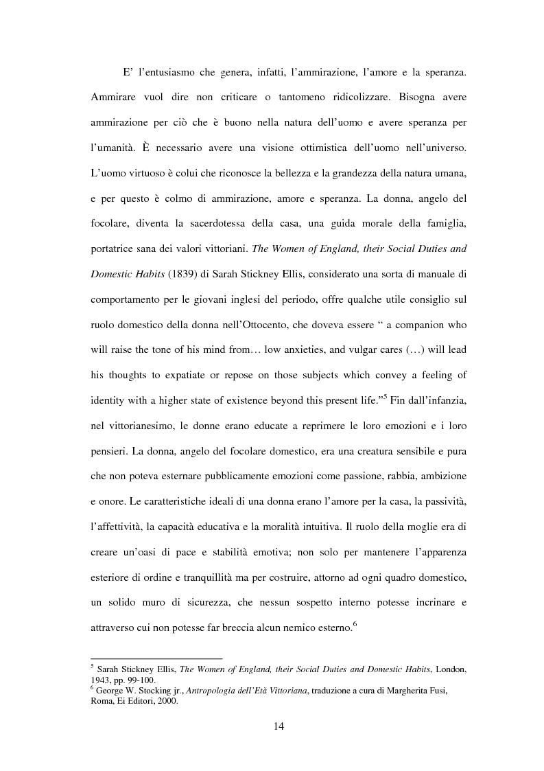 Anteprima della tesi: Margaret Oliphant fra Autobiografia e Romanzo. L'impossibilità di raccontarsi., Pagina 10