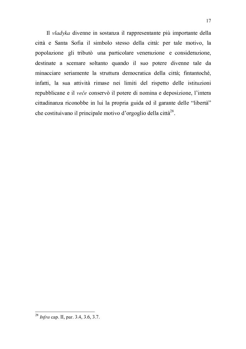 Anteprima della tesi: La Tiara di Novgorod. L'origine, la storia e la leggenda, Pagina 11