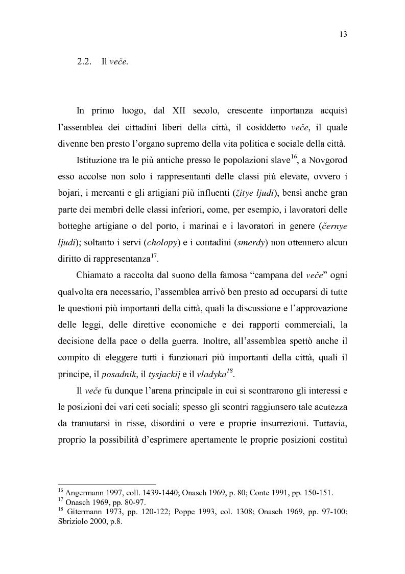 Anteprima della tesi: La Tiara di Novgorod. L'origine, la storia e la leggenda, Pagina 7