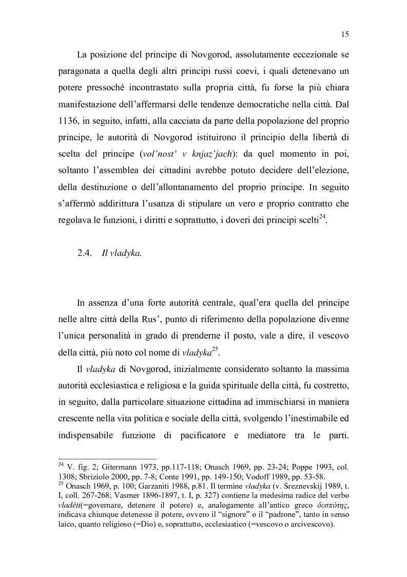 Anteprima della tesi: La Tiara di Novgorod. L'origine, la storia e la leggenda, Pagina 9