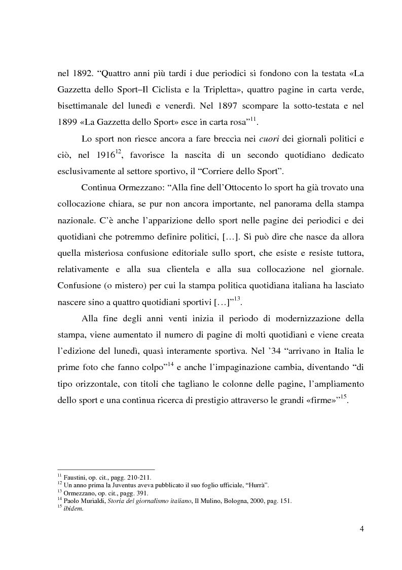 Anteprima della tesi: Palermo 1972: aspettando la serie A - L'attesa per l'ultima partita di campionato, tra giornalismo e tifoseria, Pagina 10