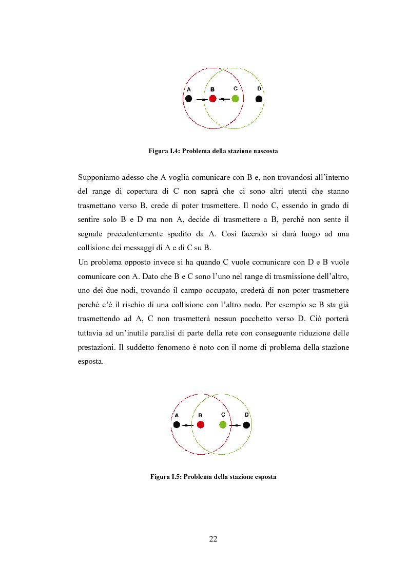 Anteprima della tesi: QSRP: un protocollo di routing per la qualità del servizio in reti ad hoc, Pagina 12