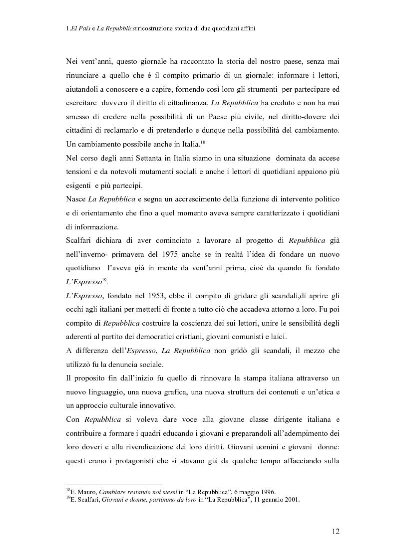 Anteprima della tesi: Il dibattito sull'immigrazione in ''La Repubblica''e ''El País'', Pagina 10