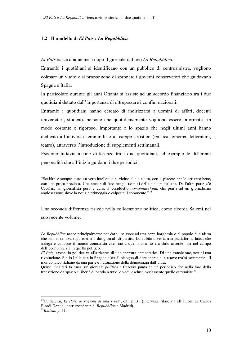 Anteprima della tesi: Il dibattito sull'immigrazione in ''La Repubblica''e ''El País'', Pagina 8