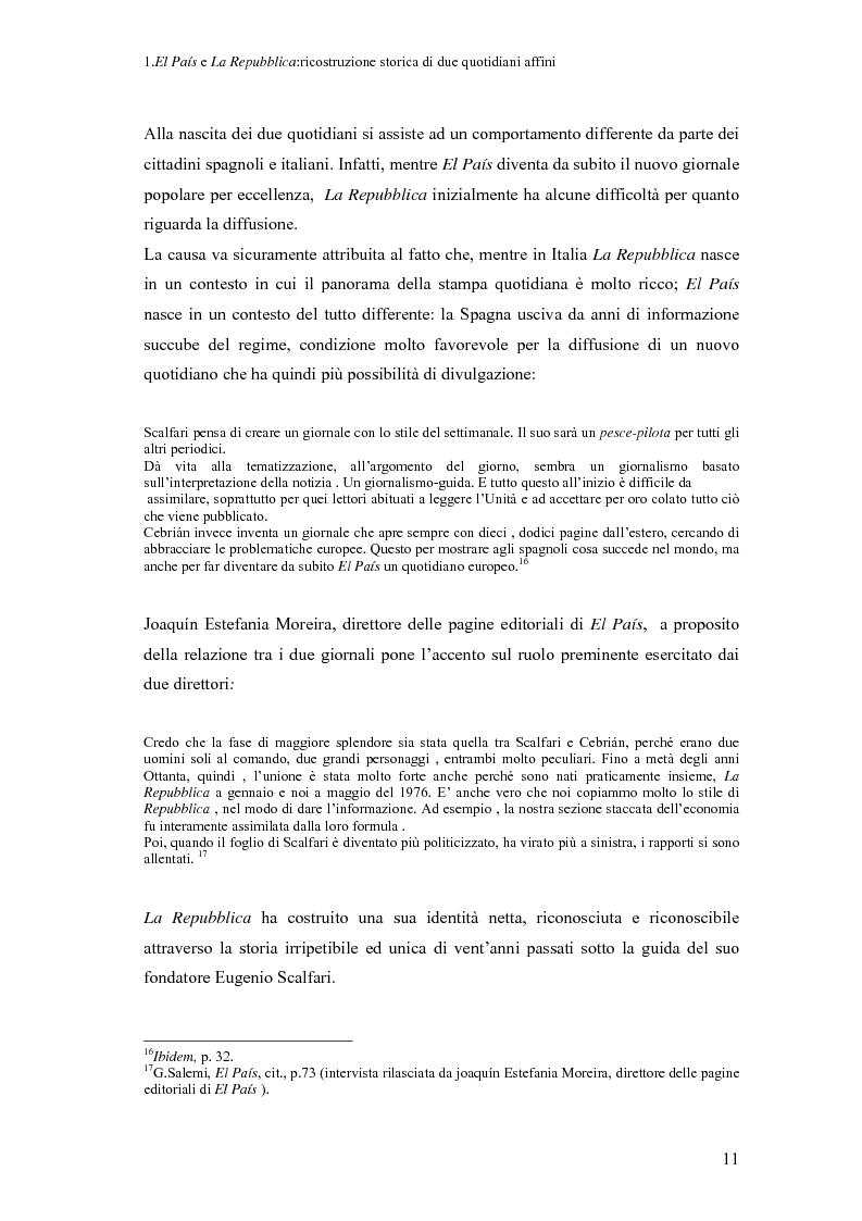 Anteprima della tesi: Il dibattito sull'immigrazione in ''La Repubblica''e ''El País'', Pagina 9