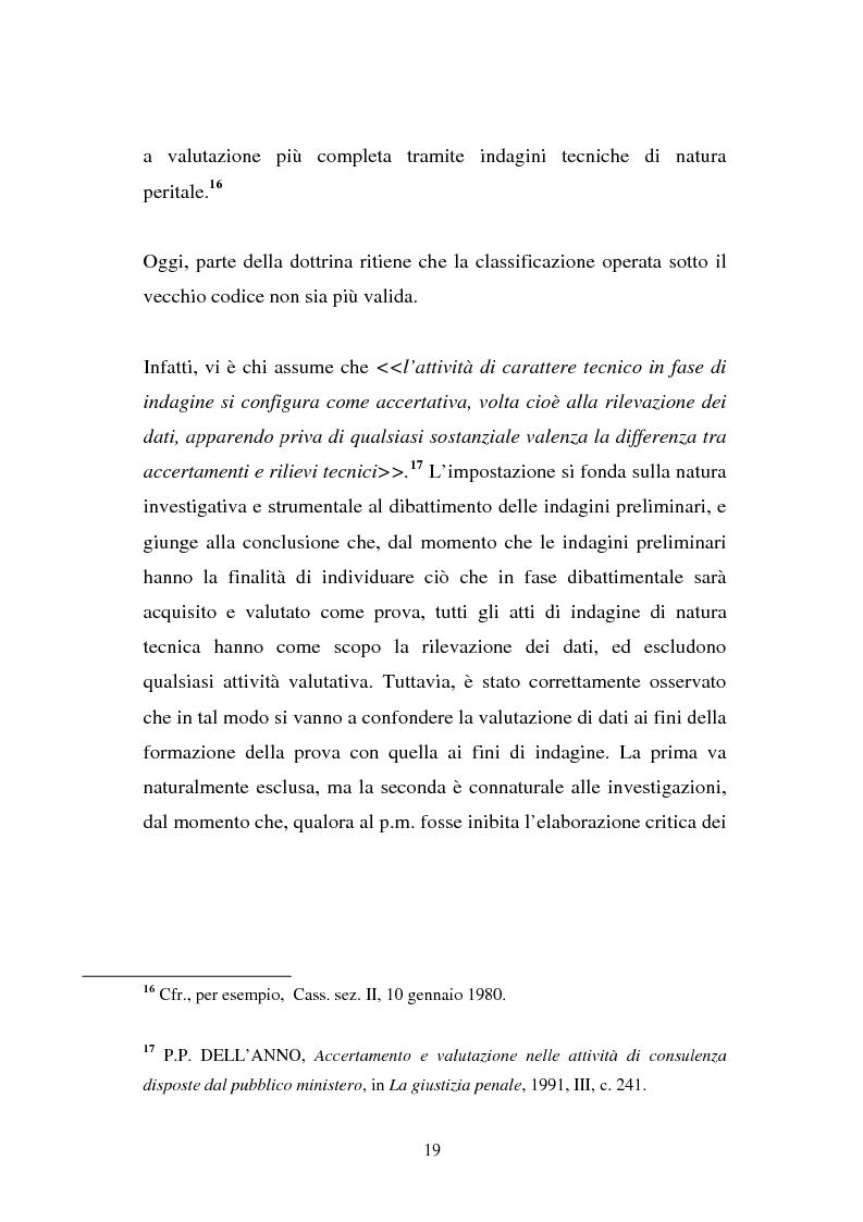 Anteprima della tesi: Atti non ripetibili di rilevanza medico-legale, Pagina 15