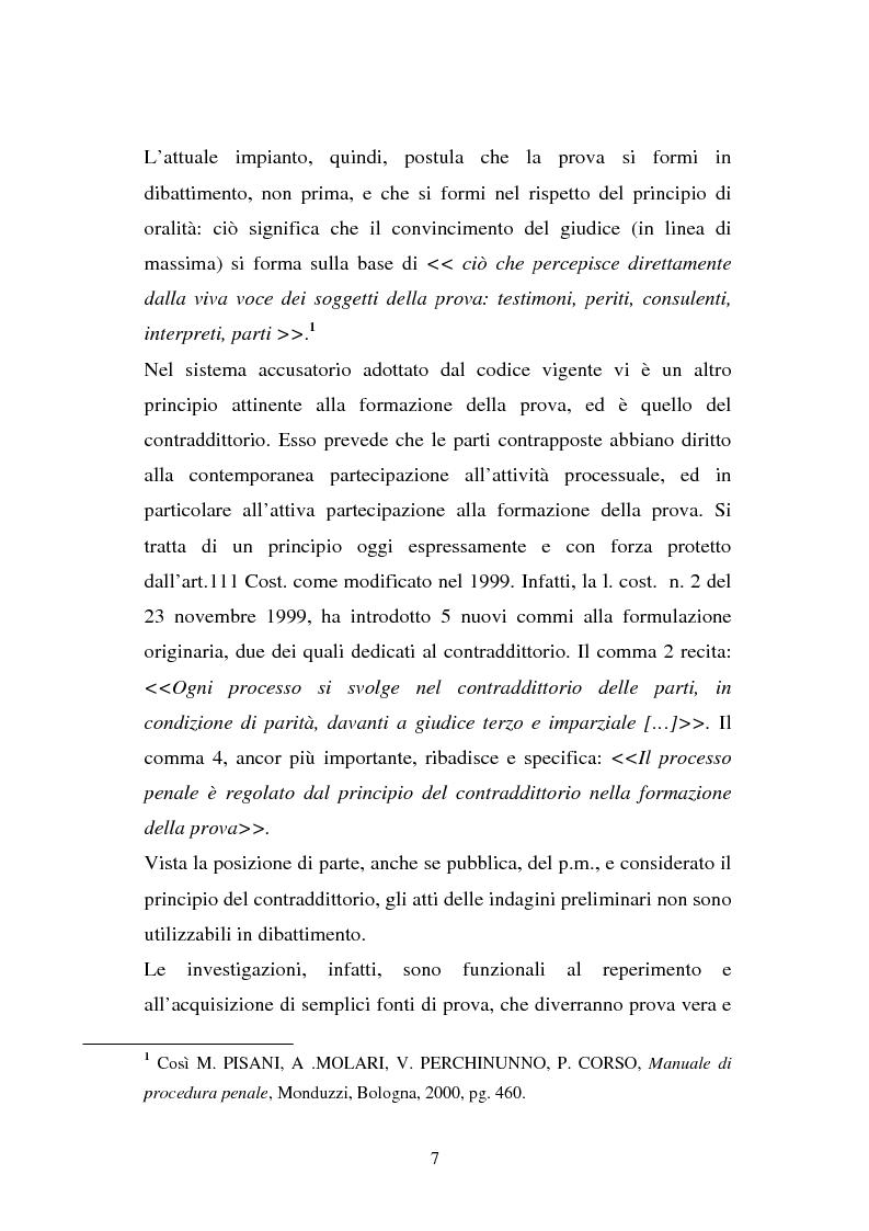 Anteprima della tesi: Atti non ripetibili di rilevanza medico-legale, Pagina 3
