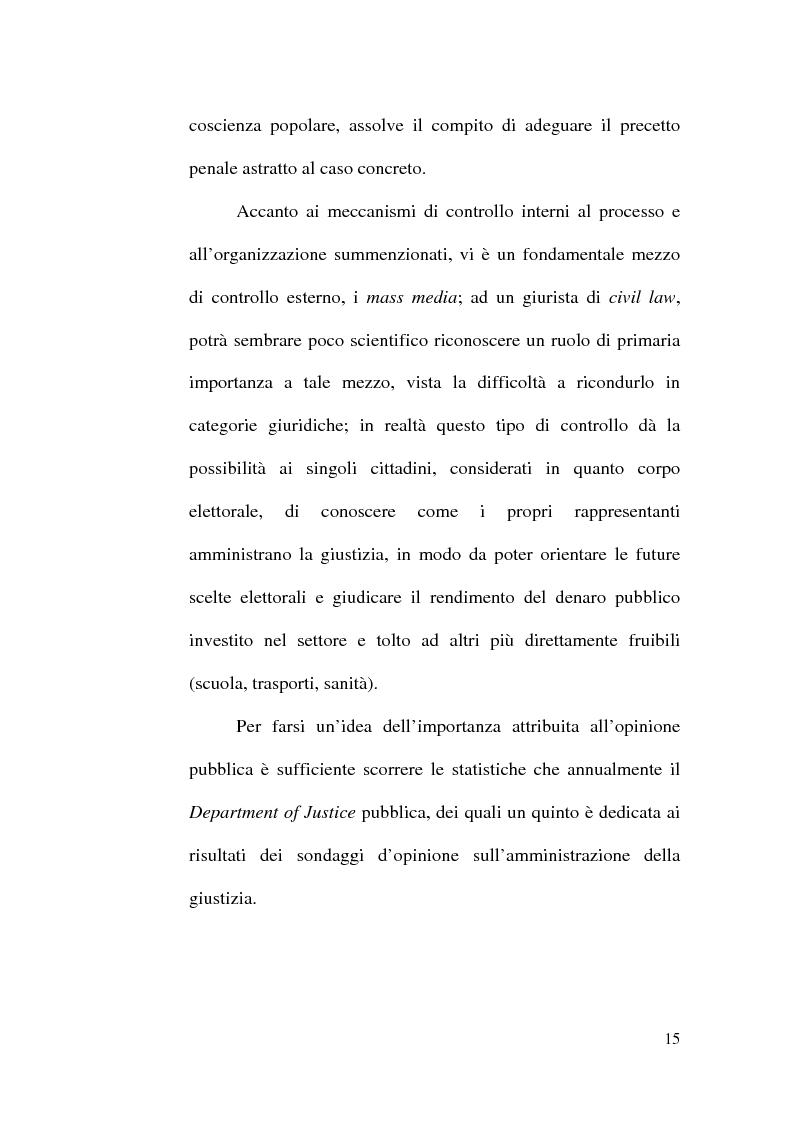 Anteprima della tesi: I poteri dispositivi delle parti nelle esperienze straniere, Pagina 15