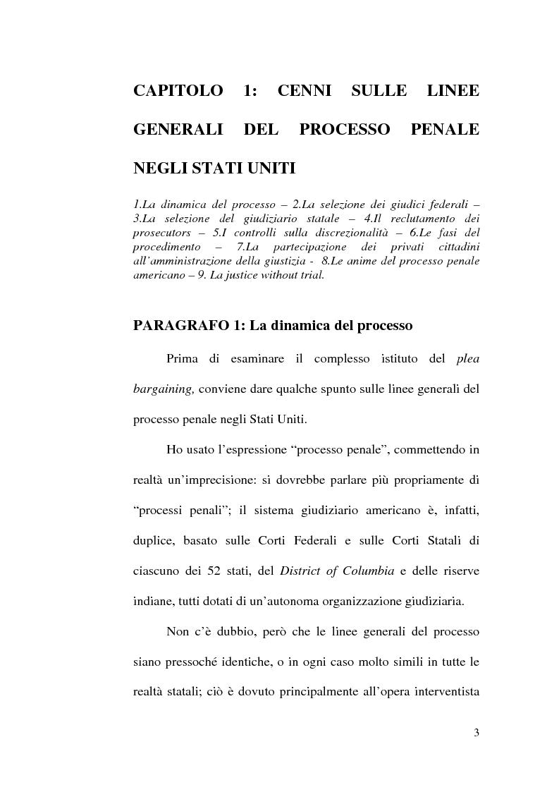 Anteprima della tesi: I poteri dispositivi delle parti nelle esperienze straniere, Pagina 3