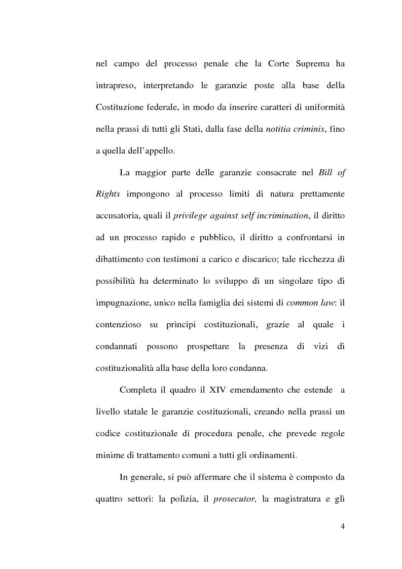 Anteprima della tesi: I poteri dispositivi delle parti nelle esperienze straniere, Pagina 4