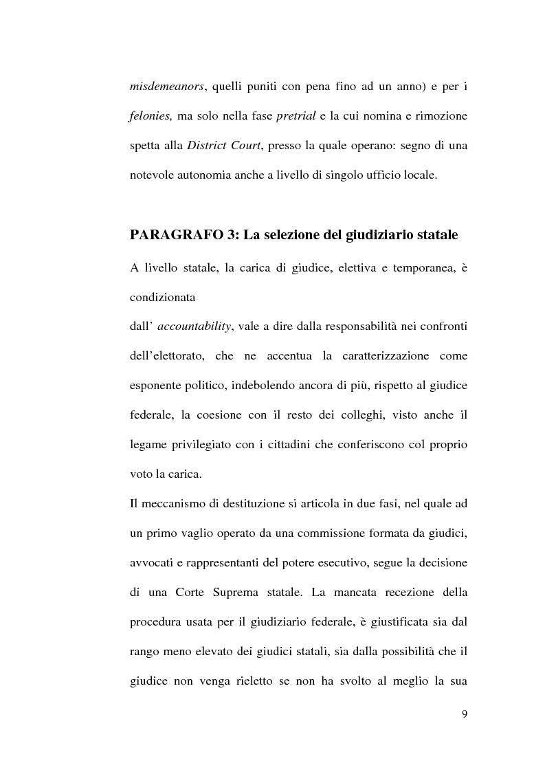 Anteprima della tesi: I poteri dispositivi delle parti nelle esperienze straniere, Pagina 9