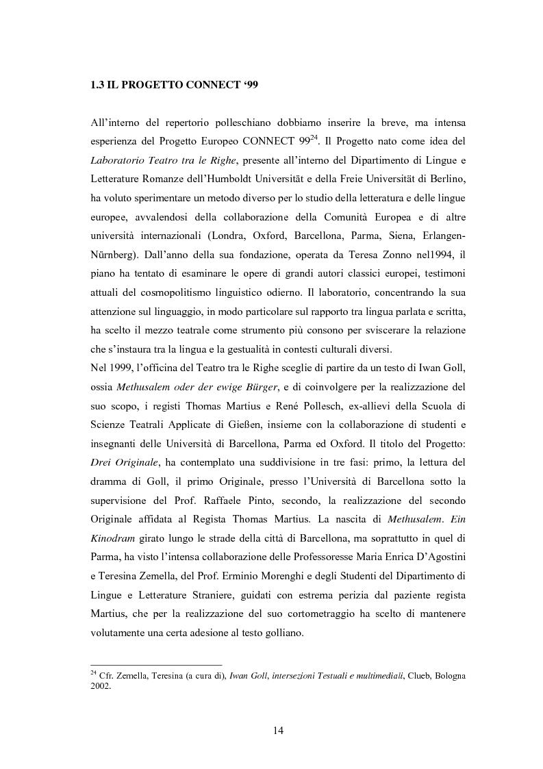 Anteprima della tesi: René Pollesch, Pagina 14