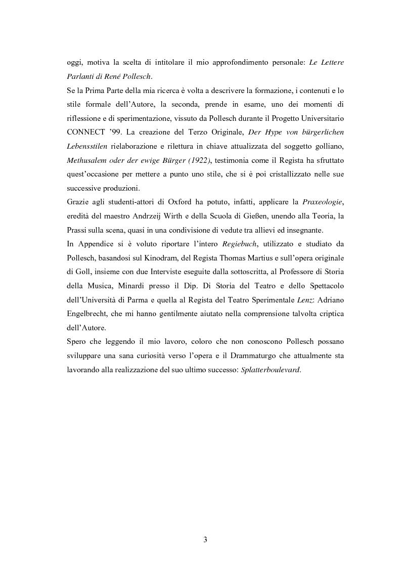 Anteprima della tesi: René Pollesch, Pagina 3