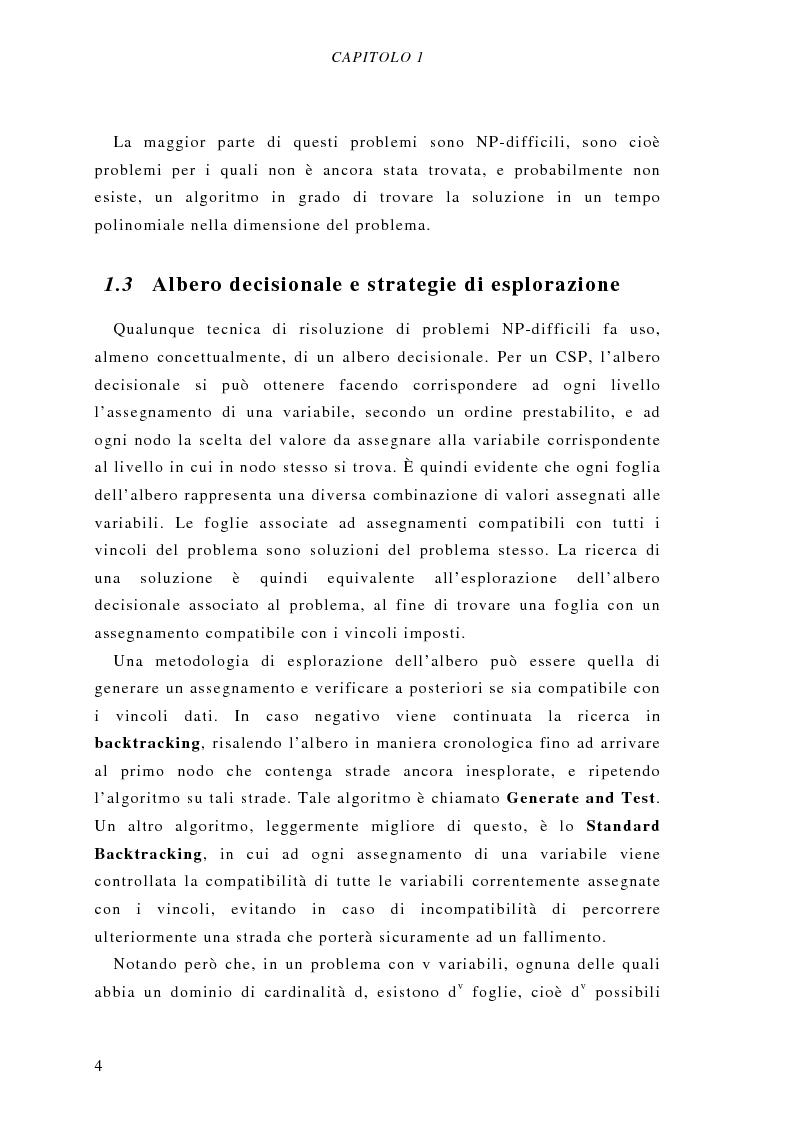 Anteprima della tesi: Determinazione del vincitore nelle aste combinatorie: un approccio a vincoli, Pagina 5