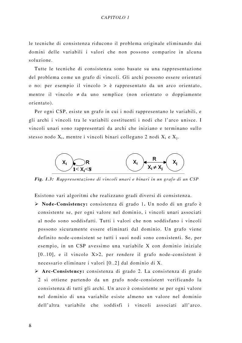 Anteprima della tesi: Determinazione del vincitore nelle aste combinatorie: un approccio a vincoli, Pagina 9