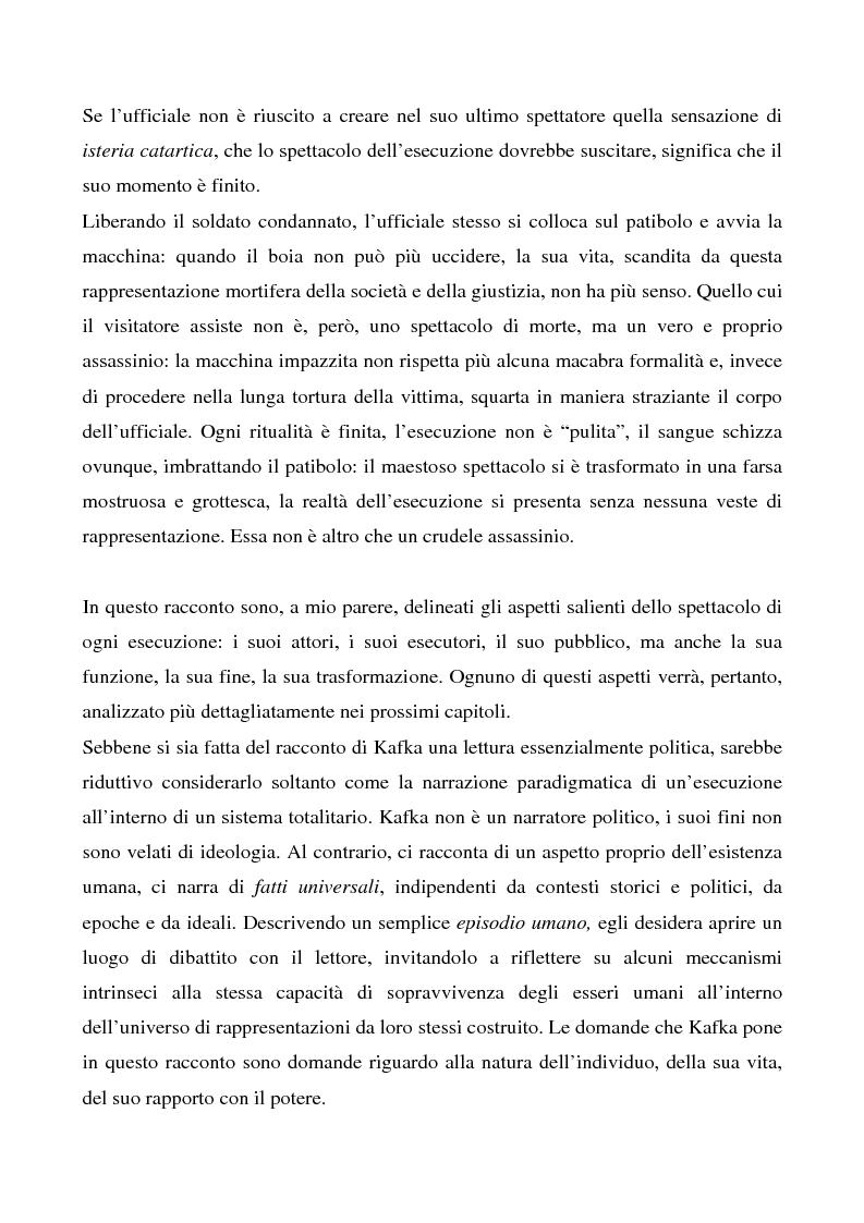 Anteprima della tesi: Lo spettacolo della morte e i suoi aspetti politici, Pagina 6