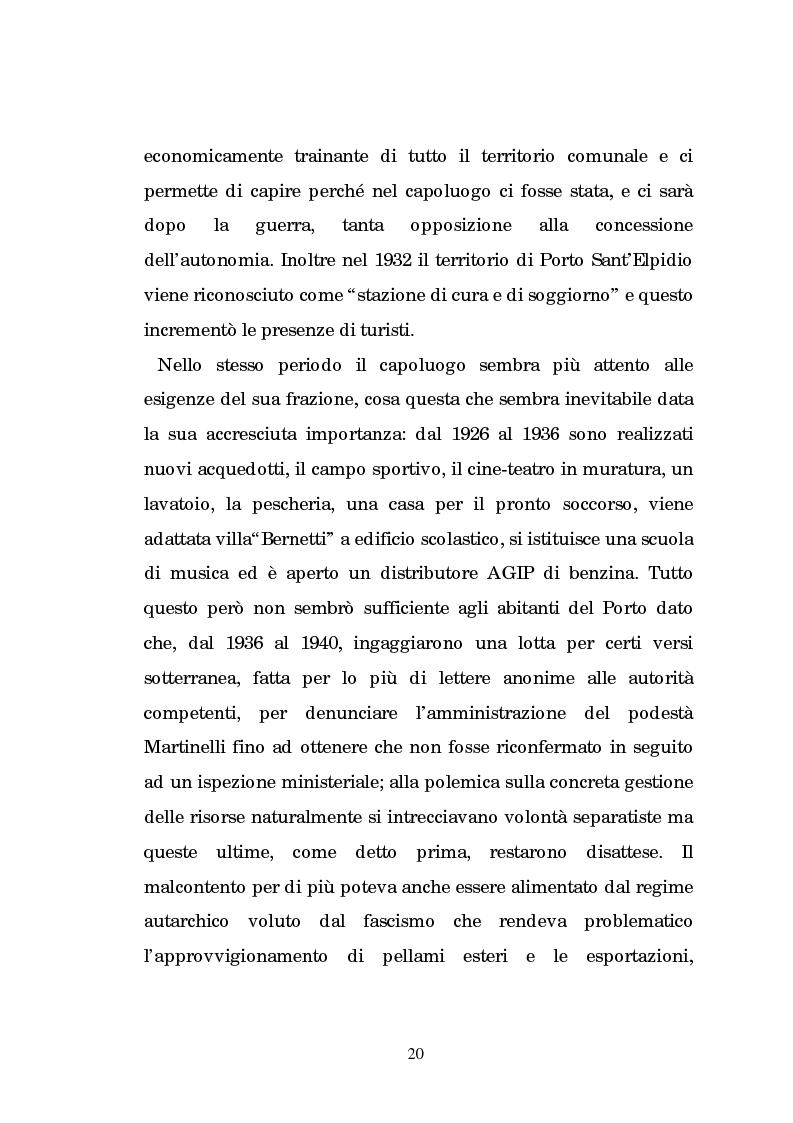 Anteprima della tesi: Un centro calzaturiero delle Marche: Porto Sant'Elpidio dal secondo dopoguerra ad oggi, Pagina 10