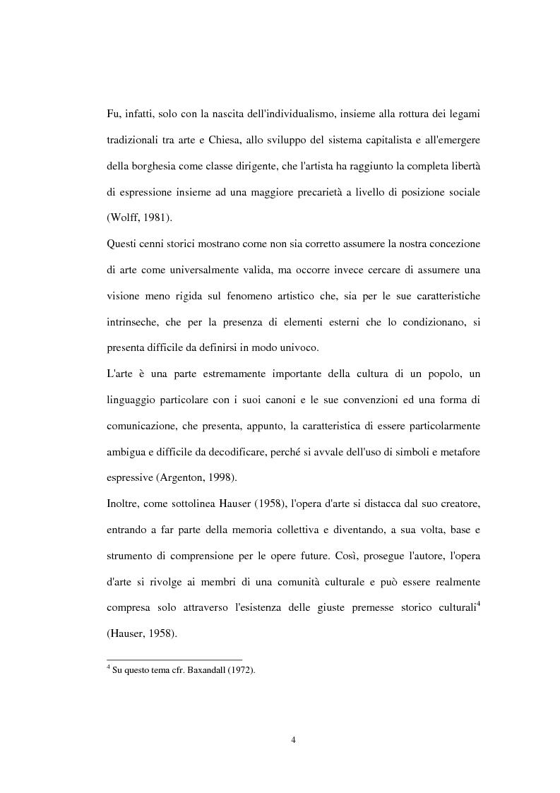 Anteprima della tesi: «Impressionisti. Da Corot a Renoir»: uno studio sul pubblico della mostra sugli impressionisti di Brescia, Pagina 10