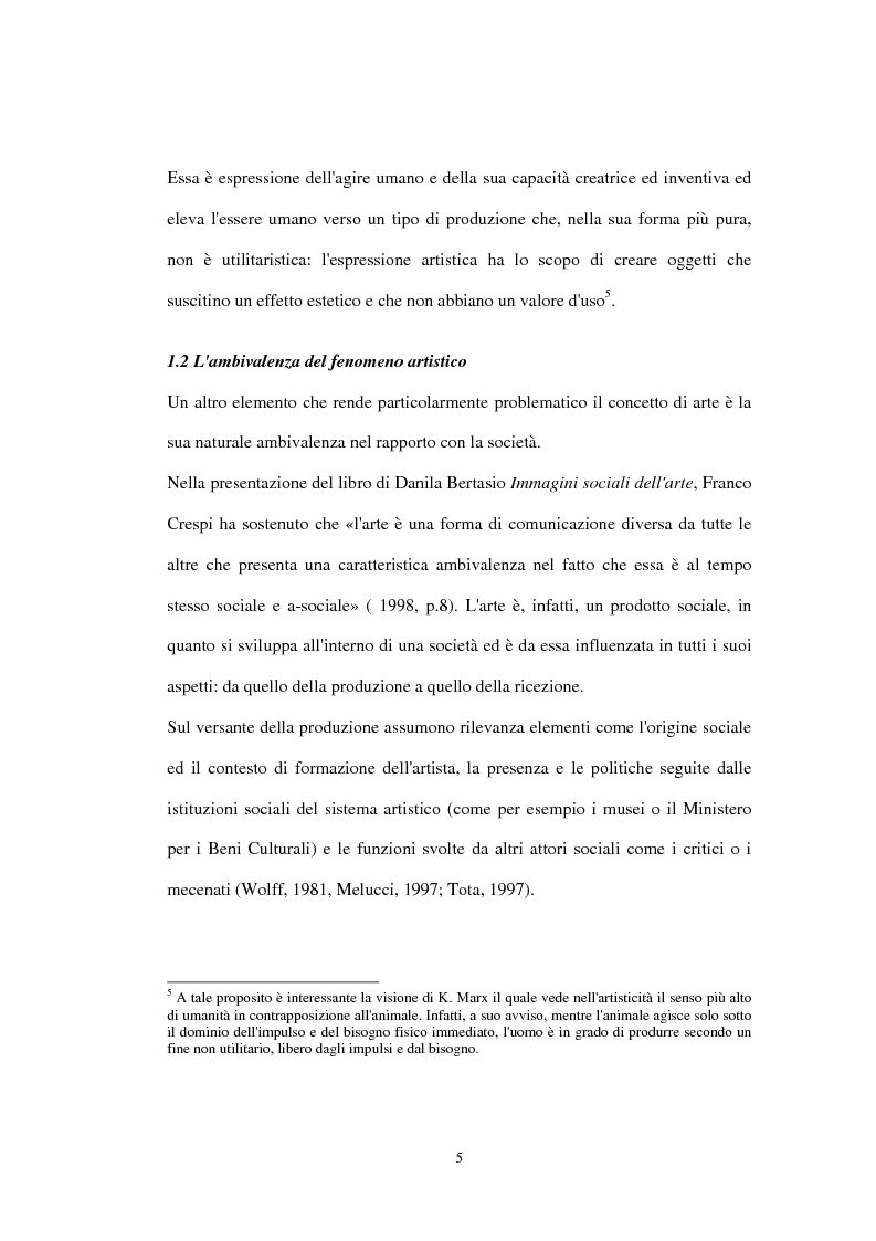 Anteprima della tesi: «Impressionisti. Da Corot a Renoir»: uno studio sul pubblico della mostra sugli impressionisti di Brescia, Pagina 11