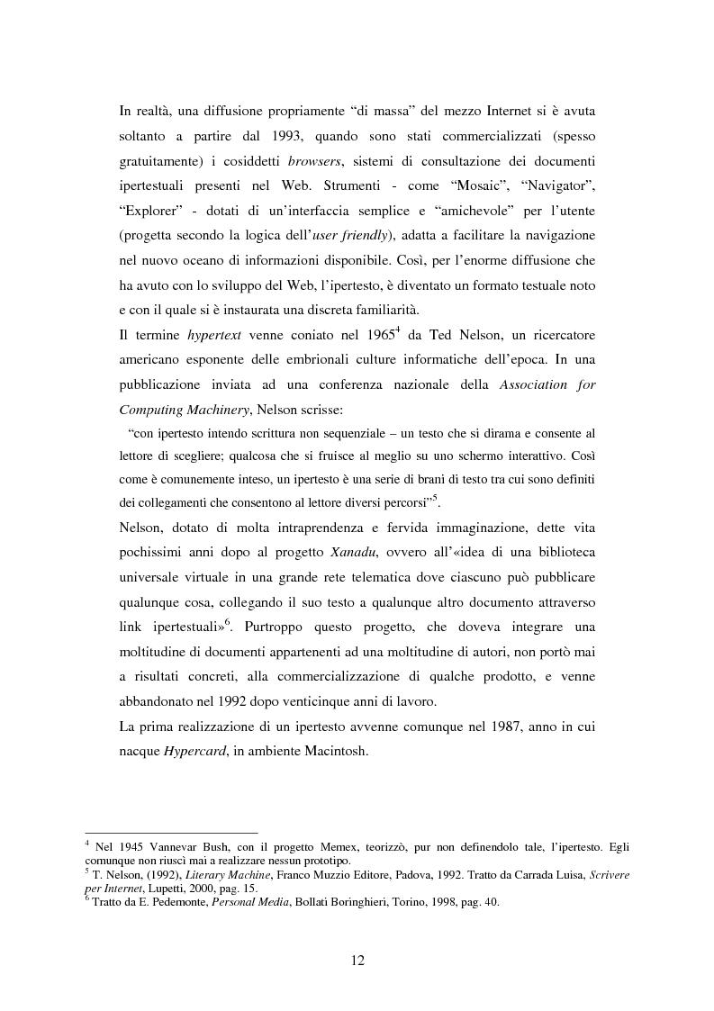 Anteprima della tesi: Indymedia.org: la rete ''intelligente'' del mediattivismo globale?, Pagina 6