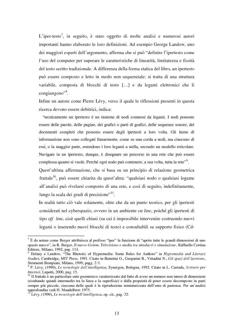 Anteprima della tesi: Indymedia.org: la rete ''intelligente'' del mediattivismo globale?, Pagina 7