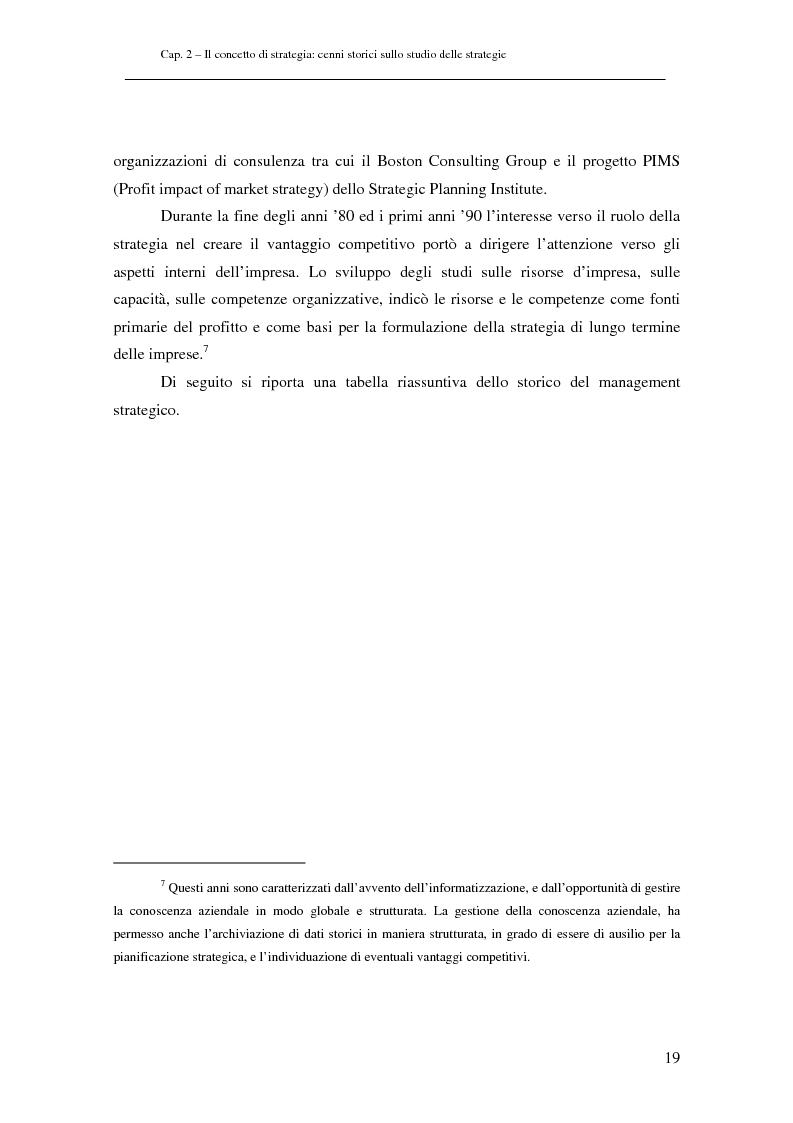 Anteprima della tesi: Analisi di Strategie di Business. Il Caso ENEL, Pagina 10