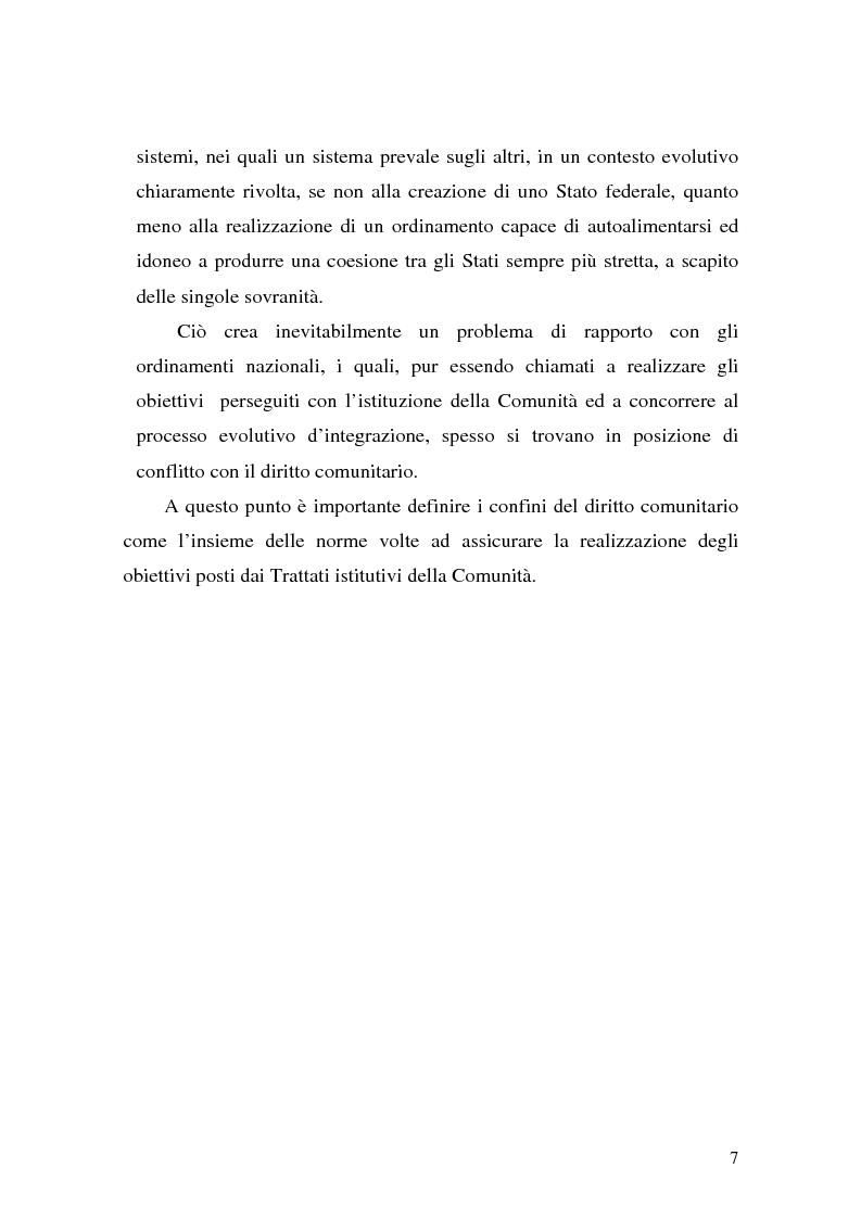 Anteprima della tesi: Le Direttive CE in materia tributaria, Pagina 3