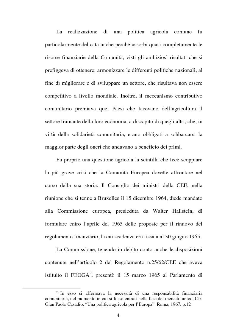 """Anteprima della tesi: La crisi della sedia vuota ne """"Il Popolo"""" e """"L'Avanti"""", Pagina 2"""