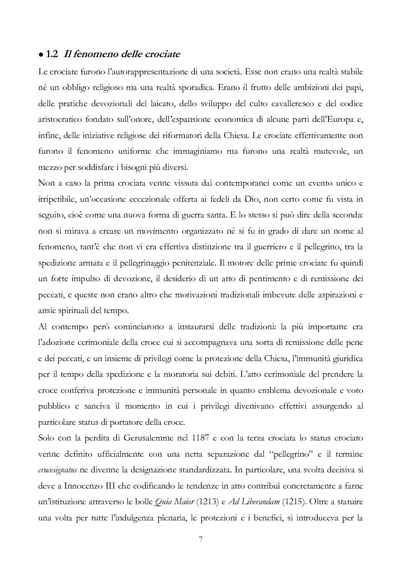 Anteprima della tesi: San Francesco alla corte del sultano. Fallimento del dialogo interreligioso all'alba del XIII secolo?, Pagina 10