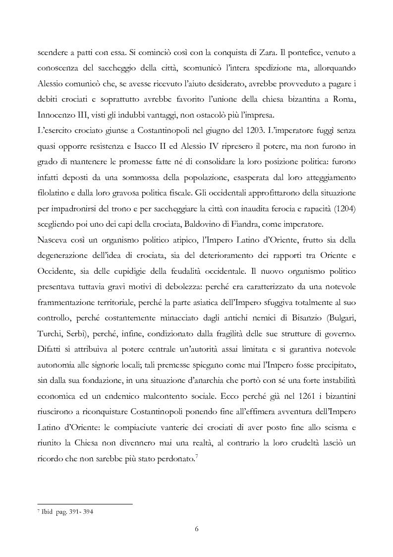 Anteprima della tesi: San Francesco alla corte del sultano. Fallimento del dialogo interreligioso all'alba del XIII secolo?, Pagina 9