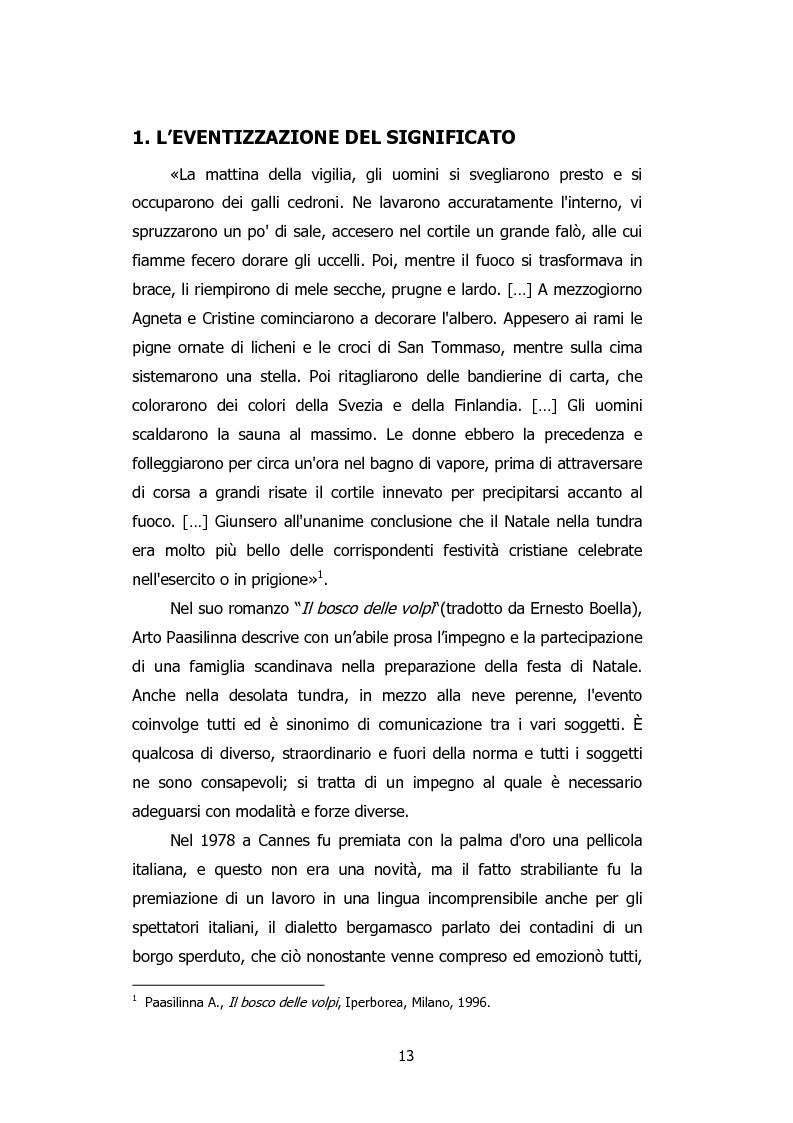 Anteprima della tesi: L'organizzazione degli eventi: Triesteantiqua Mostra-mercato dell'antiquariato, Pagina 4