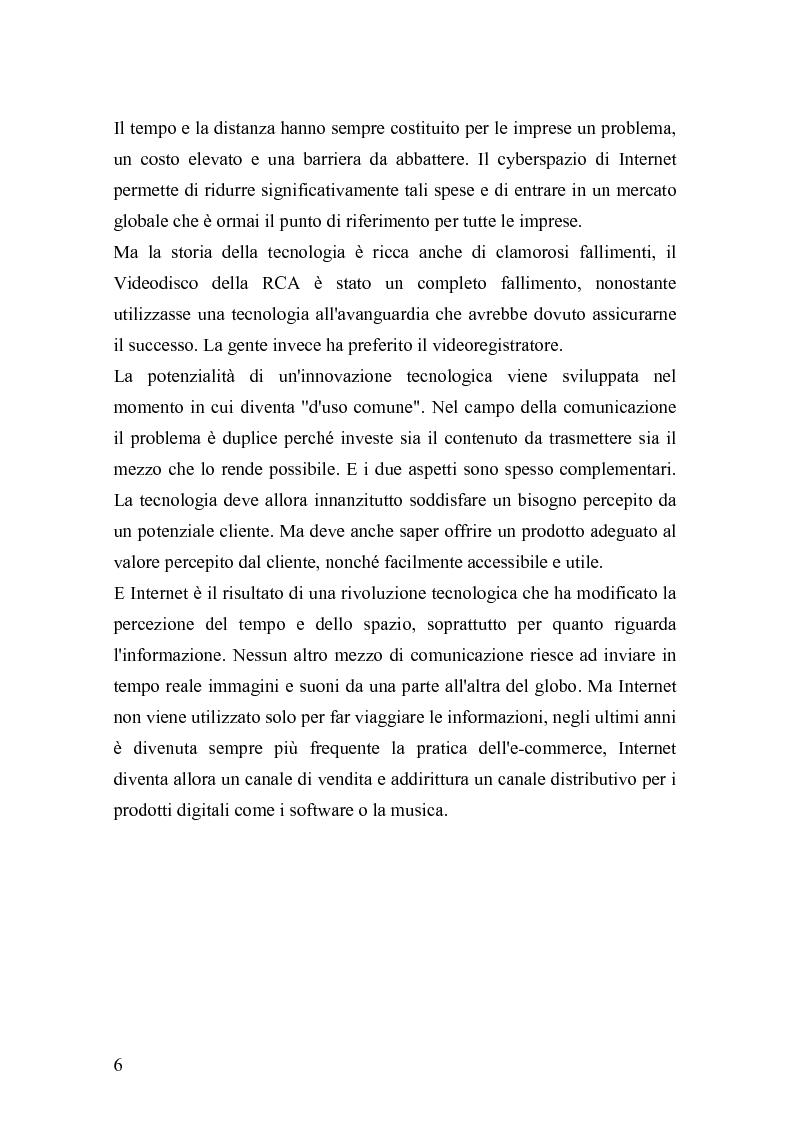 Anteprima della tesi: Analisi e strategie di marketing per lo sviluppo dell'e-book: fondamenti teorici ed evidenze empiriche, Pagina 15