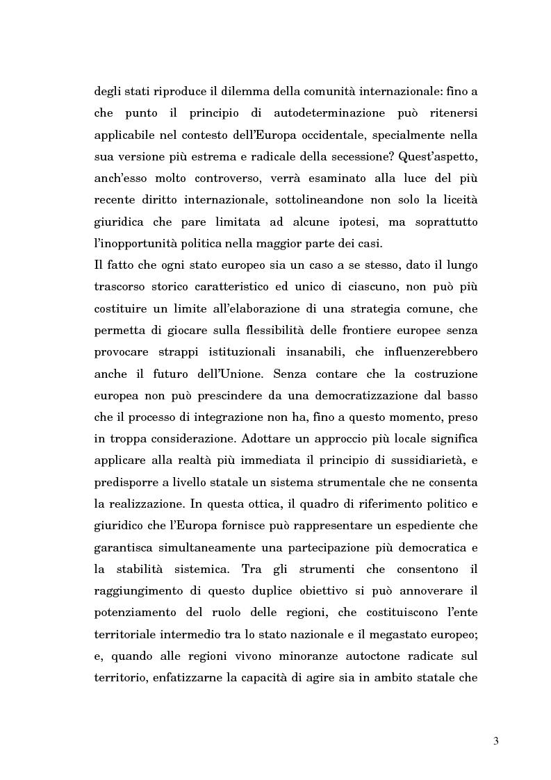 Anteprima della tesi: Nazionalismo ed autodeterminazione: il caso basco nel contesto europeo, Pagina 3